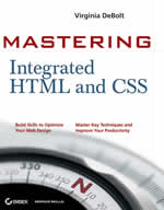 Get Mastering Integrated HTML and CSS from Amazon.com