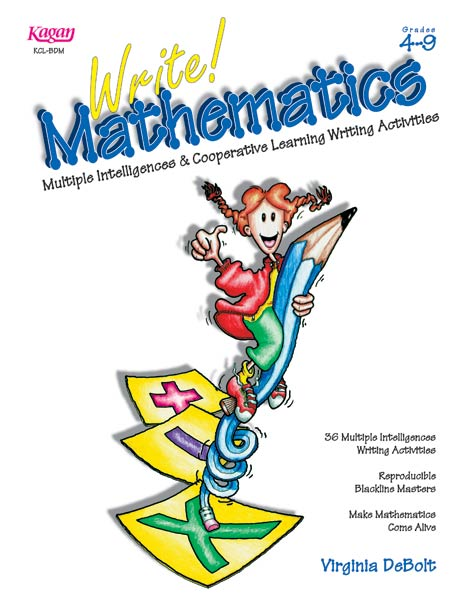 Write! Mathematics cover